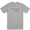 With Love Rugby Men's Tee