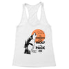 The Rugby Wolfpack Women's Racerback Tank