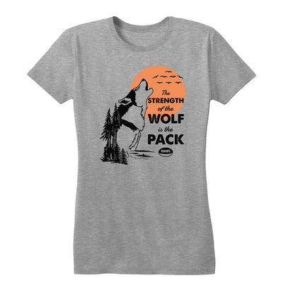The Rugby Wolfpack Women's Tee