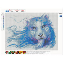 Load image into Gallery viewer, Animal 30x40cm(canvas) full round drill diamond painting