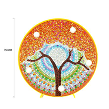 Load image into Gallery viewer, DIY Tree Diamond Painting Light Special Full Drill LED Night Decor Lamp