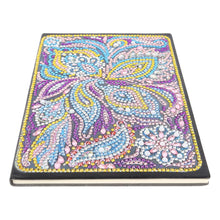 Load image into Gallery viewer, DIY Mandala Special Shaped Diamond Painting 50 Pages A5 Sketchbook Notebook
