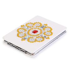 Load image into Gallery viewer, DIY Mandala Special Shaped Diamond Painting Mini Rectangle Makeup Mirror