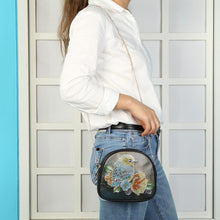 Load image into Gallery viewer, DIY Bird Special Shaped Diamond Painting Leather Chain Shoulder Bags Gifts