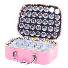 Load image into Gallery viewer, 70 Bottles Diamond Painting Tool Storage Bag Rhinestones Jewelry Container