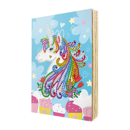 DIY Special Shaped Diamond Painting Photo Album Cartoon Bird Embroidery