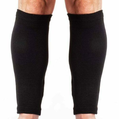 Fuller Fit Leg Sleeves. The straight leg design gives a wider fit. (pair)