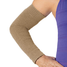 Load image into Gallery viewer, Khaki skin protection sleeve for full arm