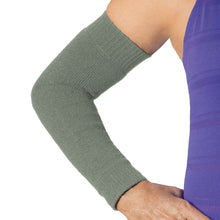 Load image into Gallery viewer, protection for the skin with this full arm sleeve olive
