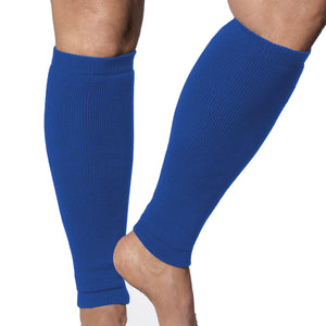 Lightweight leg protection royal blue