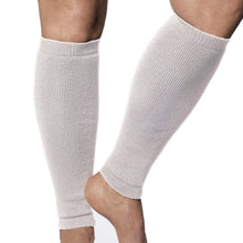Load image into Gallery viewer, Leg protector sleeves in white
