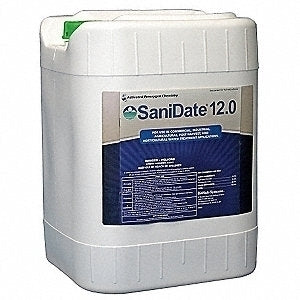 SaniDate 12.0 Microbiocide - 5 Gallons