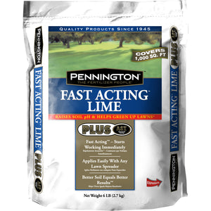 Pennington Fast Acting Lime pH Control - 6 Lbs.