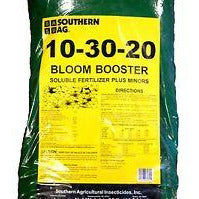 Bloom Booster Soluble 10-30-20 Fertilizer with Minors - 25 Lbs. - Seed World