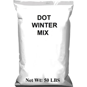 DOT Winter Pensacola Bahia / Annual Ryegrass Mix - 50 Lbs.