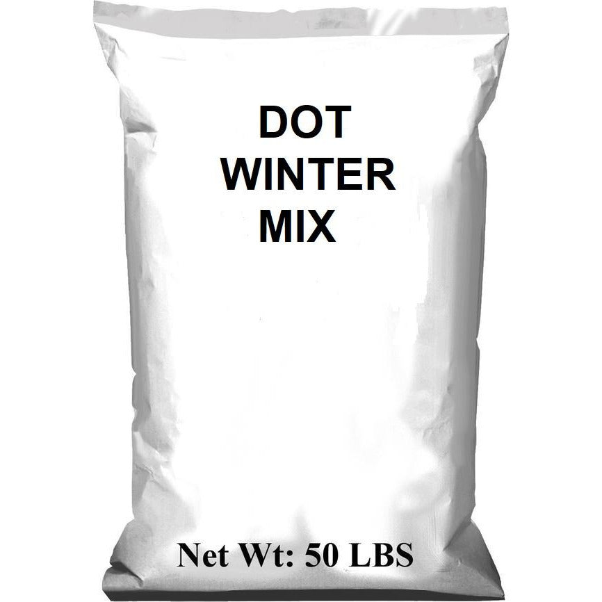 DOT Winter Pensacola Bahia / Annual Ryegrass Mix - 50 Lbs. - Seed World