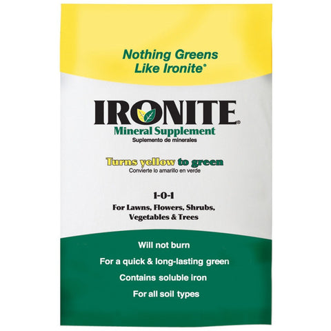 Ironite Lawn Fertilizer