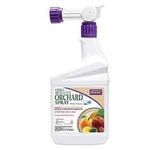 Bonide Citrus, Fruit, and Nut Orchard Spray Insecticide Concentate - 1 qt