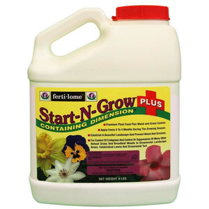 Start-N-Grow Plus Fertilzer - 4 lbs