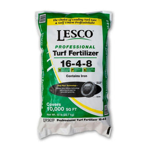 Lesco Professional 16-4-8 Fertilizer - 50 Lbs. - Seed World