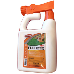 Martin's Flee RTU Yard Spray - 1 Quart