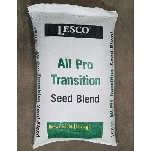 Lesco Tall Fescue All Pro Transition Blend Grass Seed - 25 lbs. - Seed World