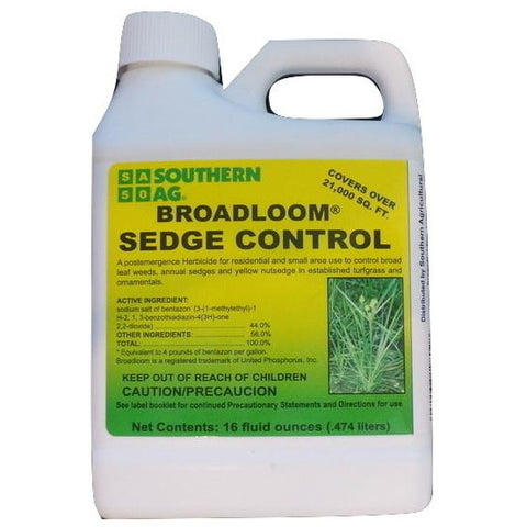 Broadloom Sedge Control Herbicide (Basagran Alternative) - 1 Pint