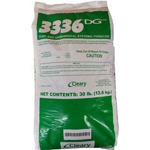 Clearys 3336 DG Lite Systemic Fungicide - 30 Lbs.