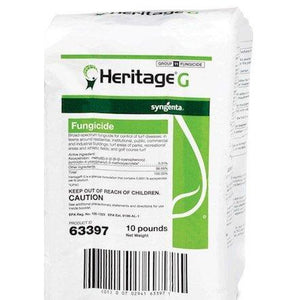 Heritage G Fungicide - 10 lbs