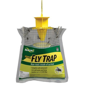 Rescue Disposable Fly Trap - 1 trap - Seed World