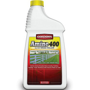 Amine 400 2,4-D Weed Killer Herbicide - 1 Qt - Seed World