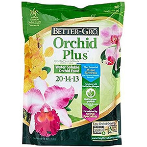Orchid Plus 20-14-13 Fertilizer - 1 lb.