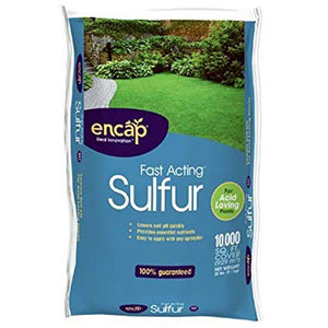 Encap Fast Acting Sulfur - 10 lbs - Seed World