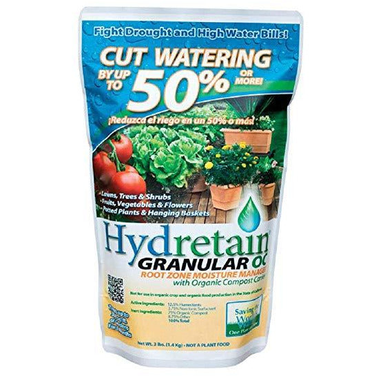 Hydretain Granular Moisture Manager - 3lbs - Seed World