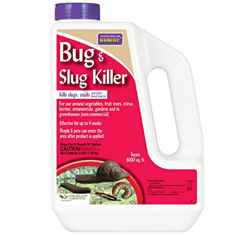 Bonide Bug & Slug Killer - 3 lbs