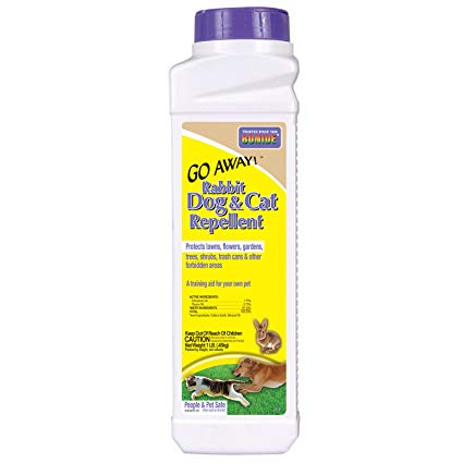Bonide Go Away Rabbit Dog and Cat Repellent - 1 lb