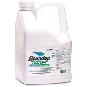 Roundup Custom Aquatic Herbicide - 2.5 Gallons - Seed World