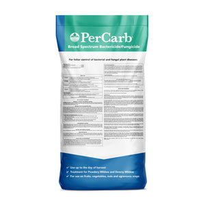 PerCarb Broad Spectrum Fungicide - 50 Lbs. - Seed World
