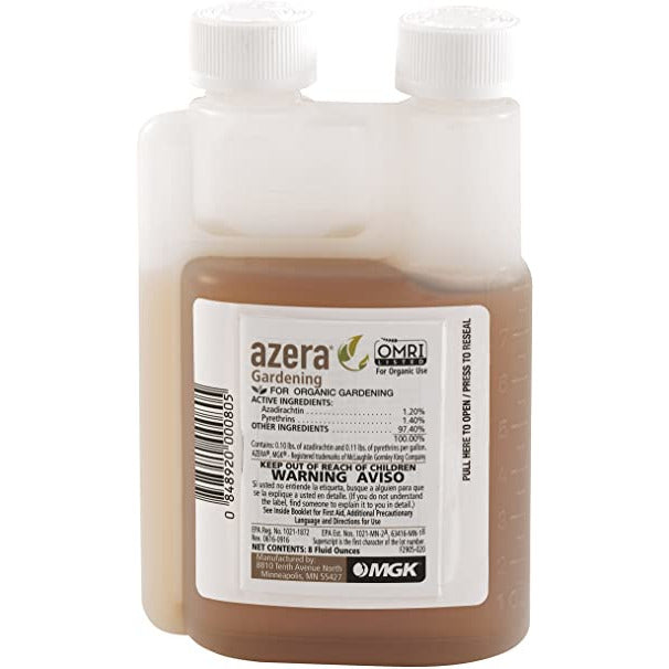 Azera Gardening Insecticide - 8 oz - Seed World