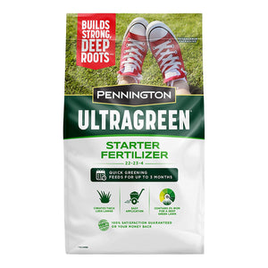 Pennington Ultragreen 22-23-4 Starter Fertilizer - 14lbs