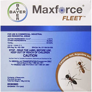 Maxforce Fleet Ant Bait Gel - 4 Tubes