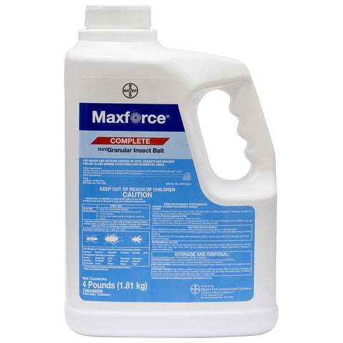 Maxforce Complete Granular Insect Bait - 4 Lbs