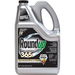 Roundup Max Control 365 Ready to Use Refill - 1.25 Gal. - Seed World