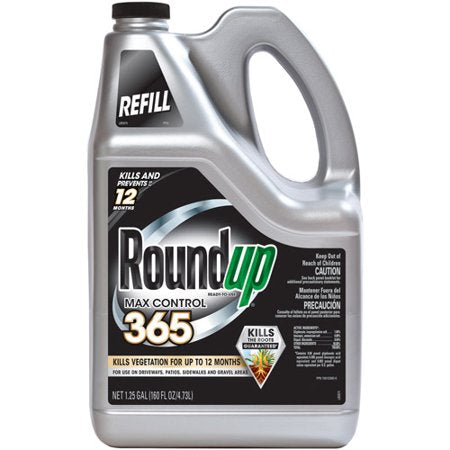 Roundup Max Control 365 Ready to Use Refill - 1.25 Gal.