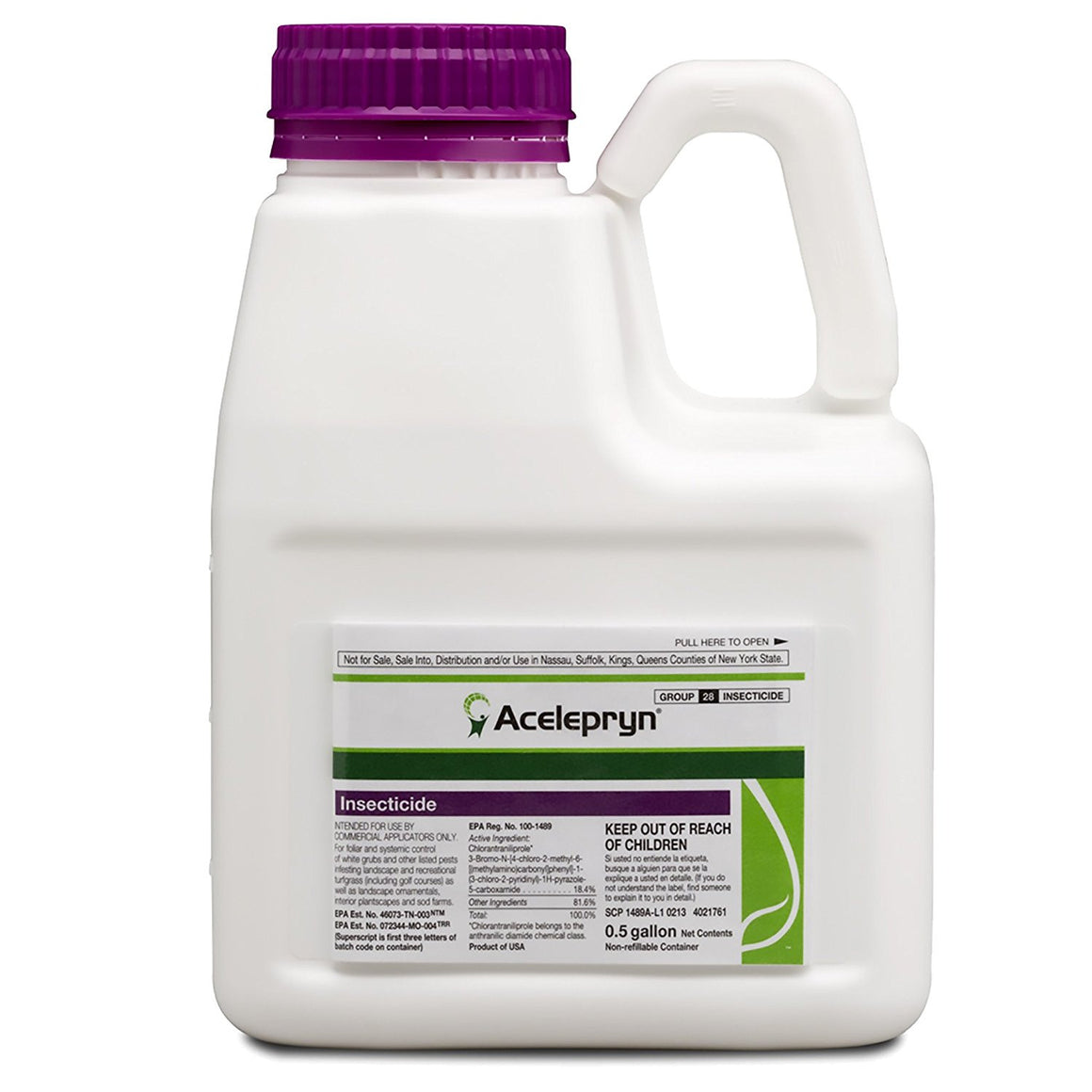 Acelepryn SC Insecticide - 0.5 Gal. - Seed World