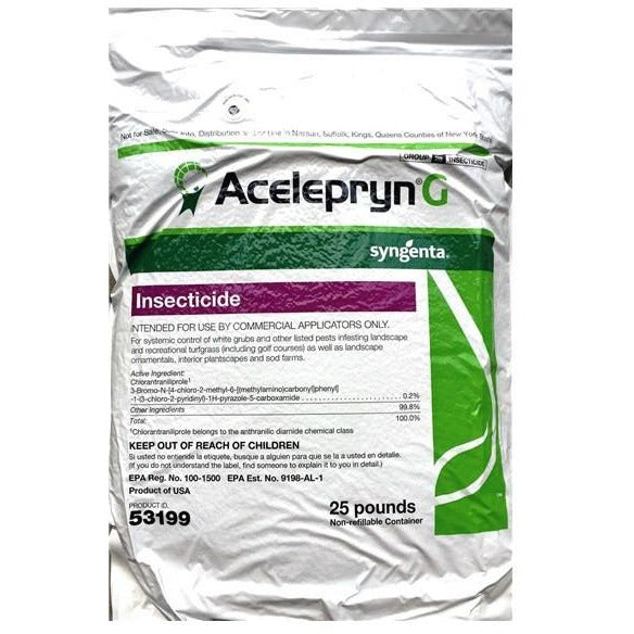 Acelepryn G Insecticide - 25 Lbs. - Seed World