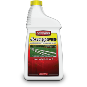 Acreage Pro Large Property Lawn Weed Killer Herbicide - 1 Qt