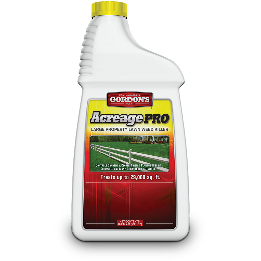 Acreage Pro Large Property Lawn Weed Killer Herbicide - 1 Qt - Seed World