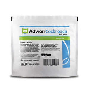 Advion Cockroach Bait Arena - 60 x 0.07 Oz. Stations