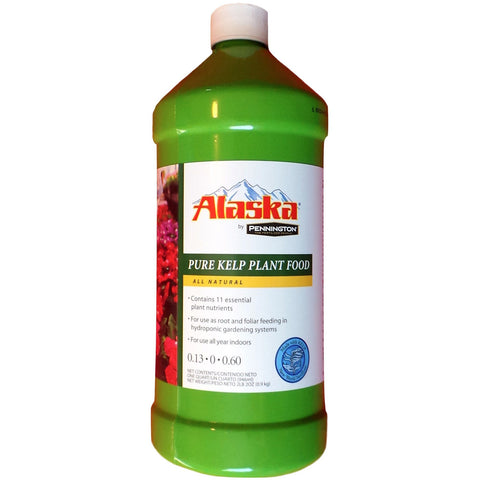 Alaska Pure Kelp Liquid Fertilizer - 1 Quart
